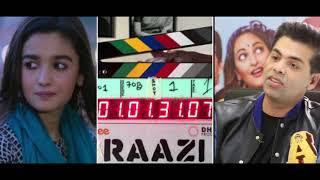 Karan Johar | Kesari | Raazi | Dhadak | Akshay Kumar | Alia Bhatt | Brahmastra - HUNGAMA
