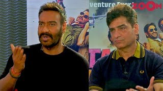 'Total Dhamaal' star Ajay Devgn and director Indra Kumar on Pulwama Attack, their experience & more - ZOOMDEKHO