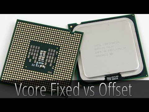 [21] - Overclock: Vcore Fixed vs Offset (PT-BR)