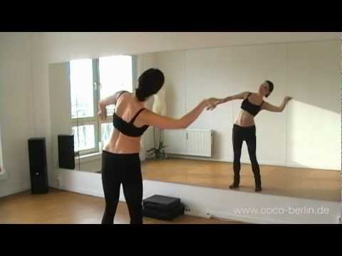 BELLYDANCE WORKOUT DRILLS 3: Chest Slides, Lifts, Eights