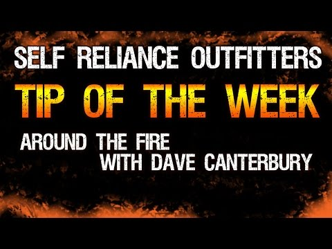 Around the Fire with Dave Canterbury