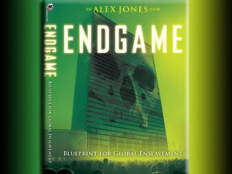 Endgame: Blueprint for Global Enslavement 2007 documentary movie, default video feature image, click play to watch stream online