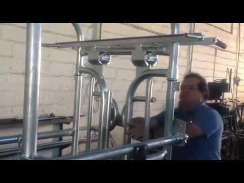 Tronco casqueador - Lutec Ordenhadeiras (Batatais/SP)