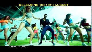 Aatadukundam Raa Round and Round song trailer - idlebrain.com - IDLEBRAINLIVE