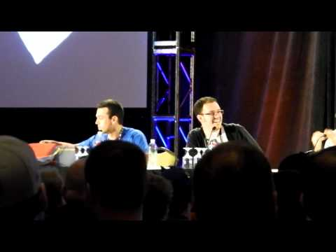 The Angry Video Game Nerd Panel - Pax Prime 2011