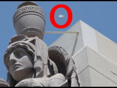 UFO Sightings 100% Proof UFOs Strange & Unusual Lights Stun TV Crew! April 29, 2012