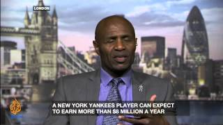 Inside Story - Can sports superstars justify super salaries? - ALJAZEERAENGLISH