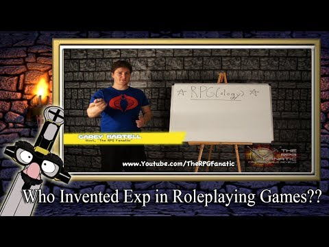 RPG(ology) -  Who Invented Experience Points in Roleplaying Games?? 