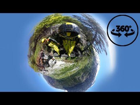 360° VR Wingsuit Flying | Micah Couch & Greg Shelton