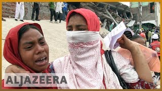 🇧🇩 Bangladesh factories still unsafe five years after 1,100 killed in collapse | Al Jazeera English - ALJAZEERAENGLISH