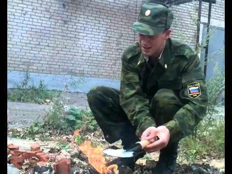 Стройбатя: Завтрак в армии
