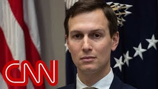 Secret Service agent blocks reporter from questioning Jared Kushner - CNN