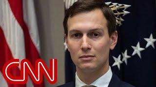 Secret Service agent blocks reporter from questioning Jared Kushner - CNN