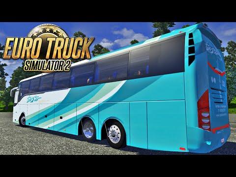 Ônibus no Brasil - Euro Truck Simulator 2