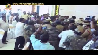 Fight Between Karanam Balaram And Gottipati Ravi Kumar In Prakasam District President Election - MANGONEWS