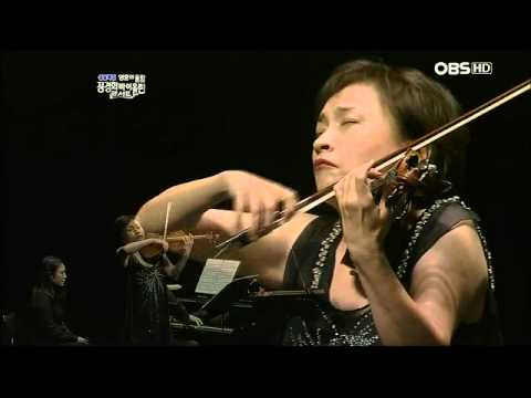 Kyung-Wha Chung : J.S.Bach - Air on the G String (arr. from Orchestral Suite)