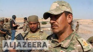 Battle for Mosul: Peshmerga pushes for ISIL-held Bashiqa - ALJAZEERAENGLISH