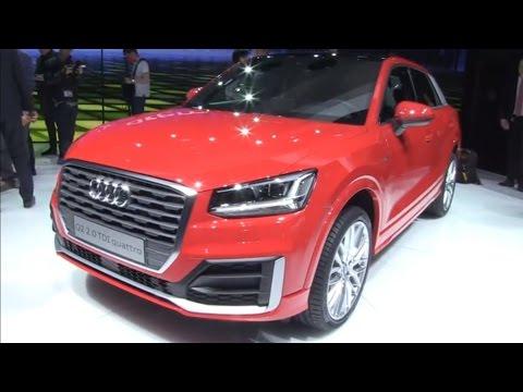 Autoperiskop.cz  – Výjimečný pohled na auta - Autosalon Ženeva 2016 – Audi Q2, Audi S4 Avant a další novinky – VIDEO