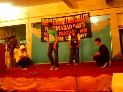 Farewell Dance On BOunce mix Smooth Criminal  Break dAnce by Bahria college bOys -) [HQ].mp4