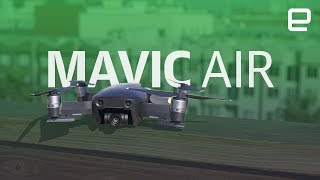 DJI Mavic Air first look - ENGADGET