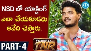 Screenplay Movie Team Exclusive Interview Part #4 || Frankly With TNR - IDREAMMOVIES