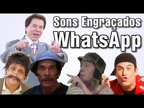 Sons engraçados para compartilhar no WhatsApp - Sons Engraçados Humor Brasil