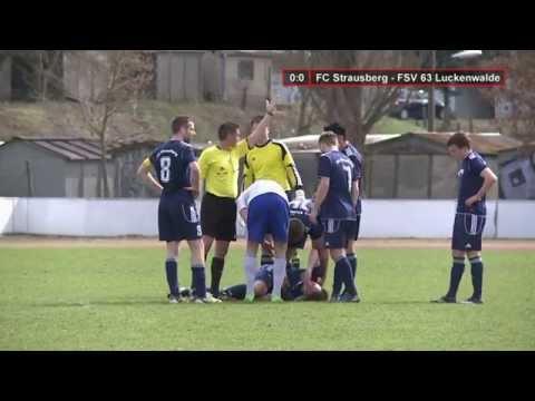 12.04.2015 FC Strausberg vs. FSV 63 Luckenwalde 1:1