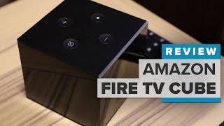 Amazon Fire TV Cube review - CNETTV