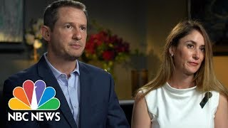Blaze Bernstein's Parents Urge Others To Do Good In Memory Of Their Son | NBC News - NBCNEWS