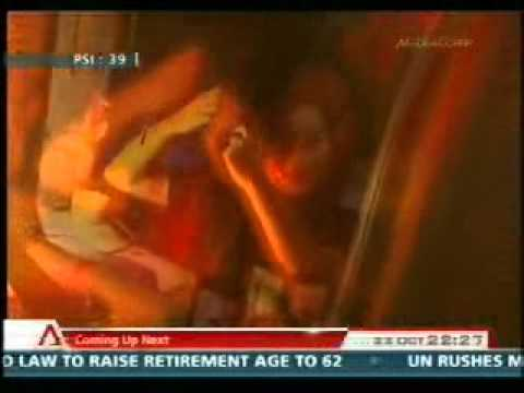 Night Safari - Halloween Horrors 2010: Channel News Asia news segment