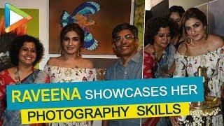 Raveena Tandon spotted at H2H photo exhibition - HUNGAMA