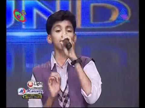 mailanji grand finale naseeb 1st song(HD)