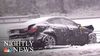 Winter Weather Turns Deadly Across U.S. | NBC Nightly News - NBCNEWS