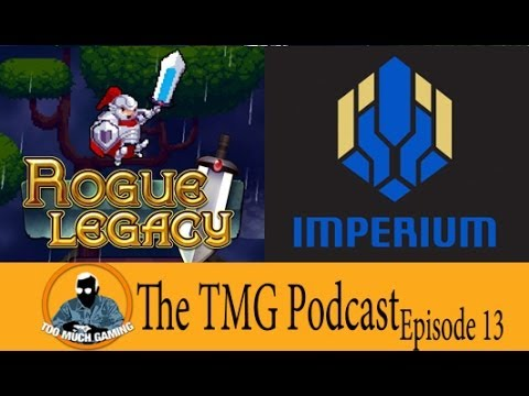 The TMG Podcast episode 13: Blurring the Lines - 12/07/2013