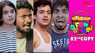 Fun Bucket | 82nd Copy | Funny Videos | by Harsha Annavarapu | #TeluguComedyWebSeries - TELUGUONE