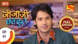 Jijaji Chhat Per Hai - Ep 91 - Full Episode - 15th May, 2018 - SABTV