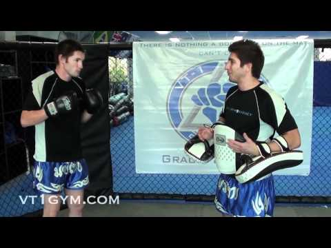 Muay Thai Sydney - Essential Thai Pad Holding Tips