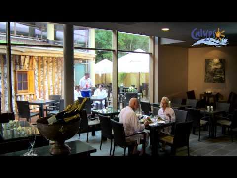 Erlebnisbad Calypso Wellness- und Sauna-Bereich in Saarbrücken