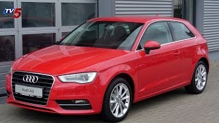 Test Drive : AUDI A3 2014 | Safety features and Interior comfort : TV5 News - TV5NEWSCHANNEL