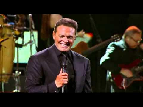 Luis Miguel, Inolvidable - La última noche - Amor, amor, amor