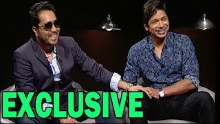 Shaan and Mika Singh candid Interview! - EXCLUSIVE