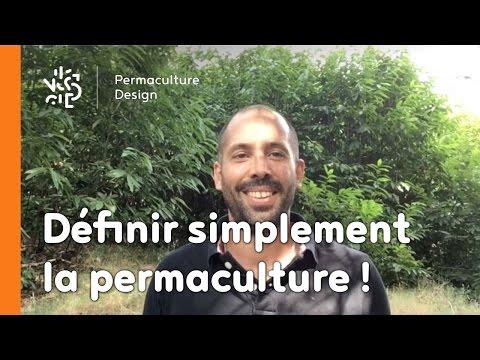 La minute permaculture #7: DEFINIR SIMPLEMENT LA PERMACULTURE !