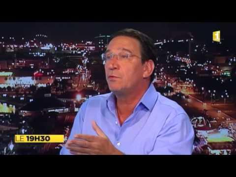 Philippe Gomès et la clé de répartition - 30-11-2014