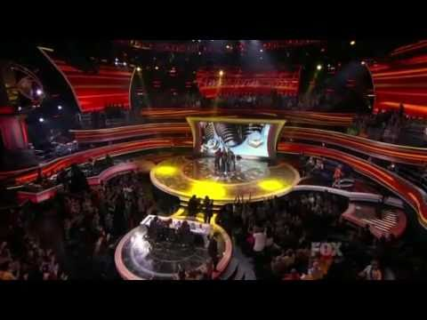 American Idol 10 - Top 12 Mash-Up - Born To Be Wild + Born This Way
