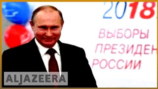 🇷🇺 Expected Putin victory as vote kicks off | Al Jazeera English - ALJAZEERAENGLISH