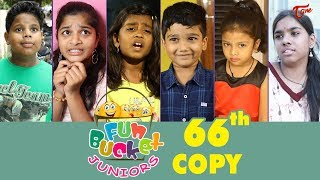 Fun Bucket JUNIORS | Episode 66 | Kids Funny Videos | Comedy Web Series | By Sai Teja   TeluguOne - TELUGUONE