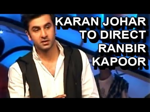 Karan Johar to work with Ranbir Kapoor again