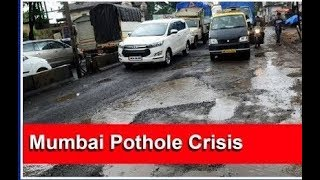 Killer potholes continue to kill people in Mumbai: Is Your Vote Equals To 'Netas' 'Sham'? - NEWSXLIVE