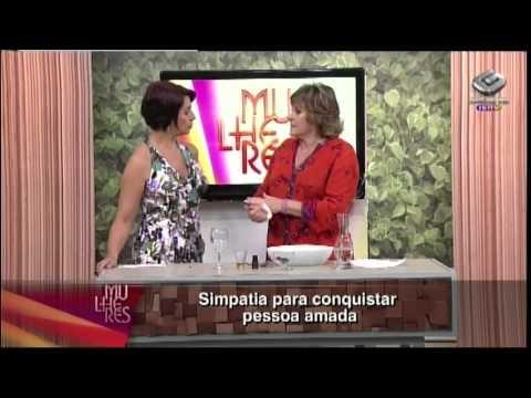 Programa Mulheres - Sensitiva Márcia Fernandes com Cátia Fonseca