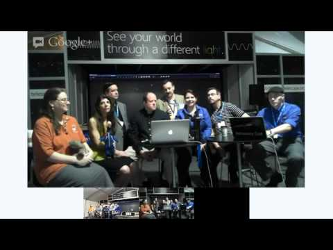 South by Southwest Space Science Hangout
